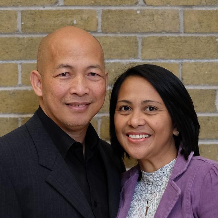 Mon & Joan Sanchez